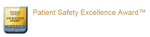 Patient Safety Excellence Award logo
