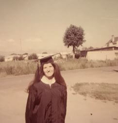 In 1973 Linda graduated from St. Francis School of Radiology Technology and came back to work at the hospital.