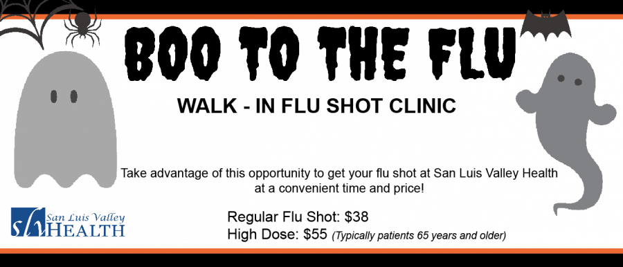 Boo to the flu text info